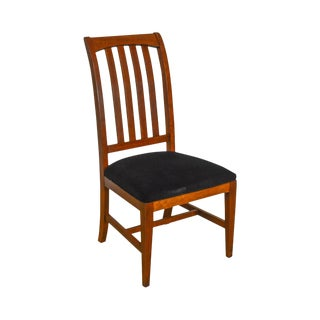 Ethan Allen American Impressions Solid Cherry Side Chair For Sale