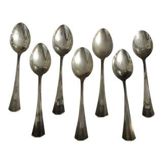 Demitasse Spoons - Set of 7 For Sale