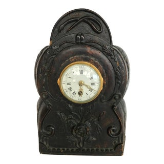 Early 19th Century Antique Clock For Sale