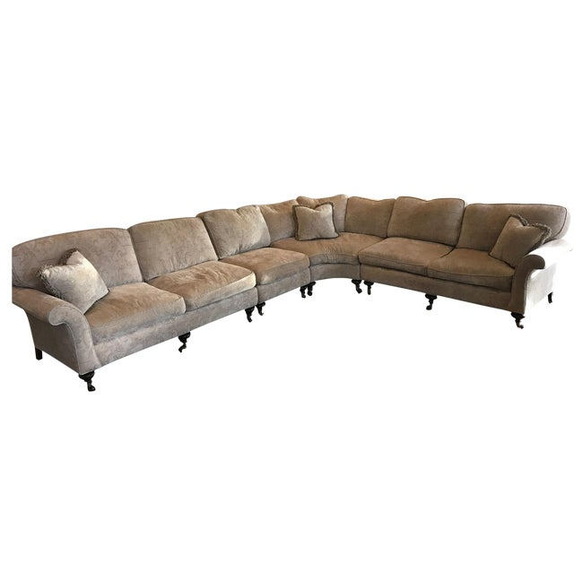 Custom Dino Mark Anthony Sectional For Sale