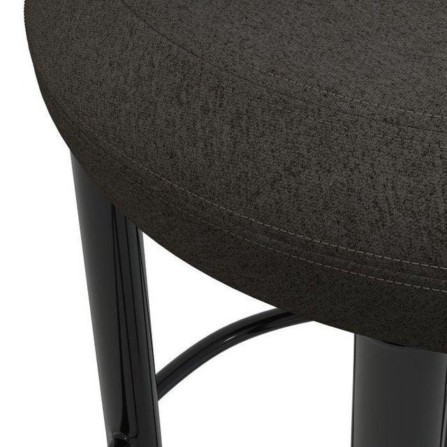 Tom Dixon Tom Dixon Fat Lounge Chair Mollie Melton Black For Sale - Image 4 of 9