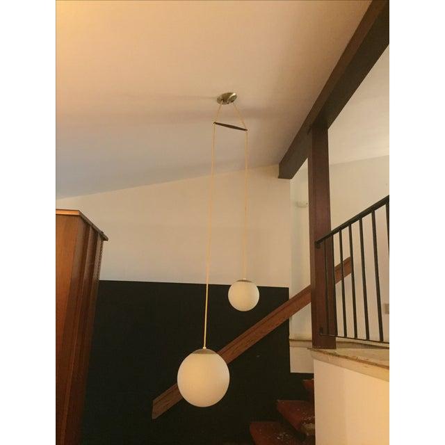 Mid Century Ceiling Light - Image 2 of 4