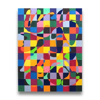 "Dana Gordon ""Balancing Act"", Painting For Sale"