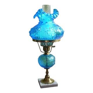 Vintage Victorian Style Lamp