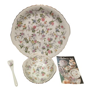 Andrea by Sadek 3 Piece Party Server, Japan For Sale