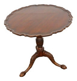 Image of Chippendale Tilt-Top Tables
