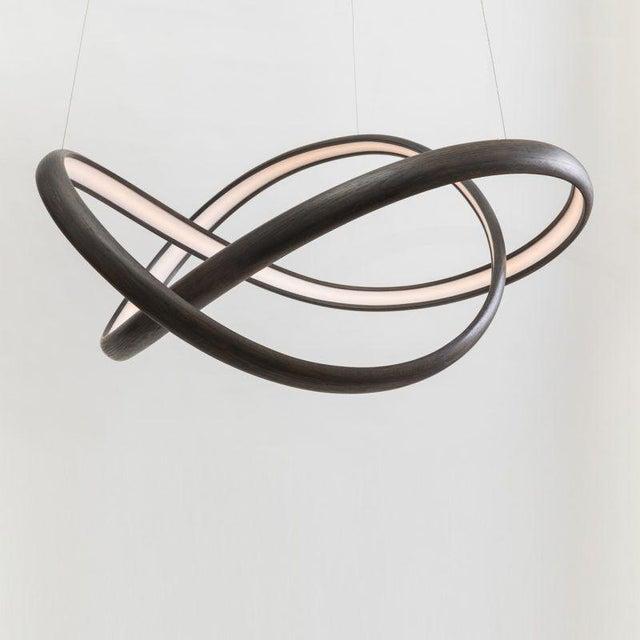 John Procario, Freeform Series Light Sculpture VII, USA, 2018 For Sale - Image 11 of 12