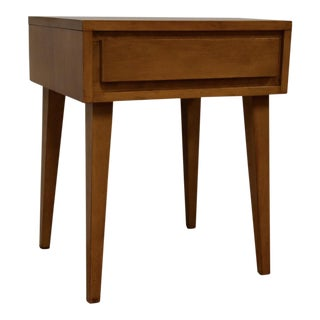 Leslie Diamond for Conant Ball Birch Nightstand