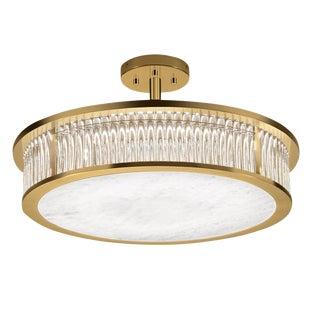 Criterion Polished Brass Light - Medium For Sale