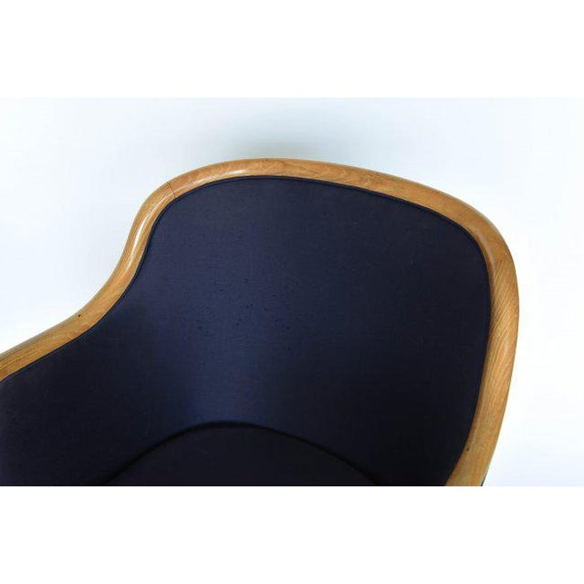 1970s 1970's Pair of Desk Chairs by Ward Bennett for Brickel Associates For Sale - Image 5 of 11