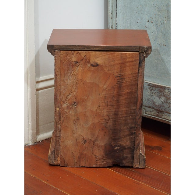 Wood Small, Early 19th Century Painted Table For Sale - Image 7 of 8