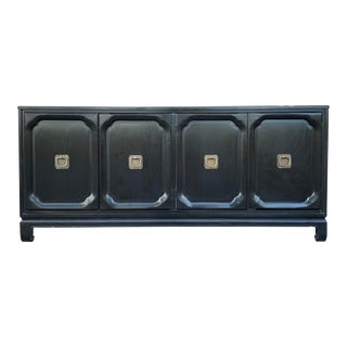 Davis Cabinet Company Asian Modern Credenza For Sale