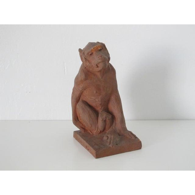 Terracotta Monkey - Image 6 of 7