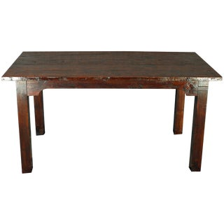 Dining Table French Country Vintage Farmhouse For Sale