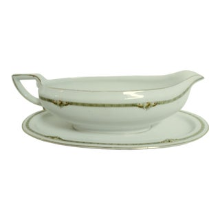 Mid 20th Century Kuchenreuther Selb Bavaria Diana Gravy Boat For Sale