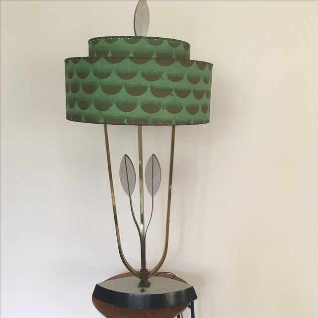 Mid-Century Table Lamp - Image 6 of 9