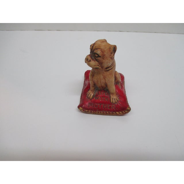 """Antiques Broadway Show Premium """"Life With Mother"""" Decorative Dog For Sale In Miami - Image 6 of 6"""