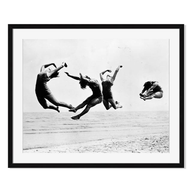 """""""Beach Exercise"""" Framed Photography by Reg Speller - Image 1 of 2"""