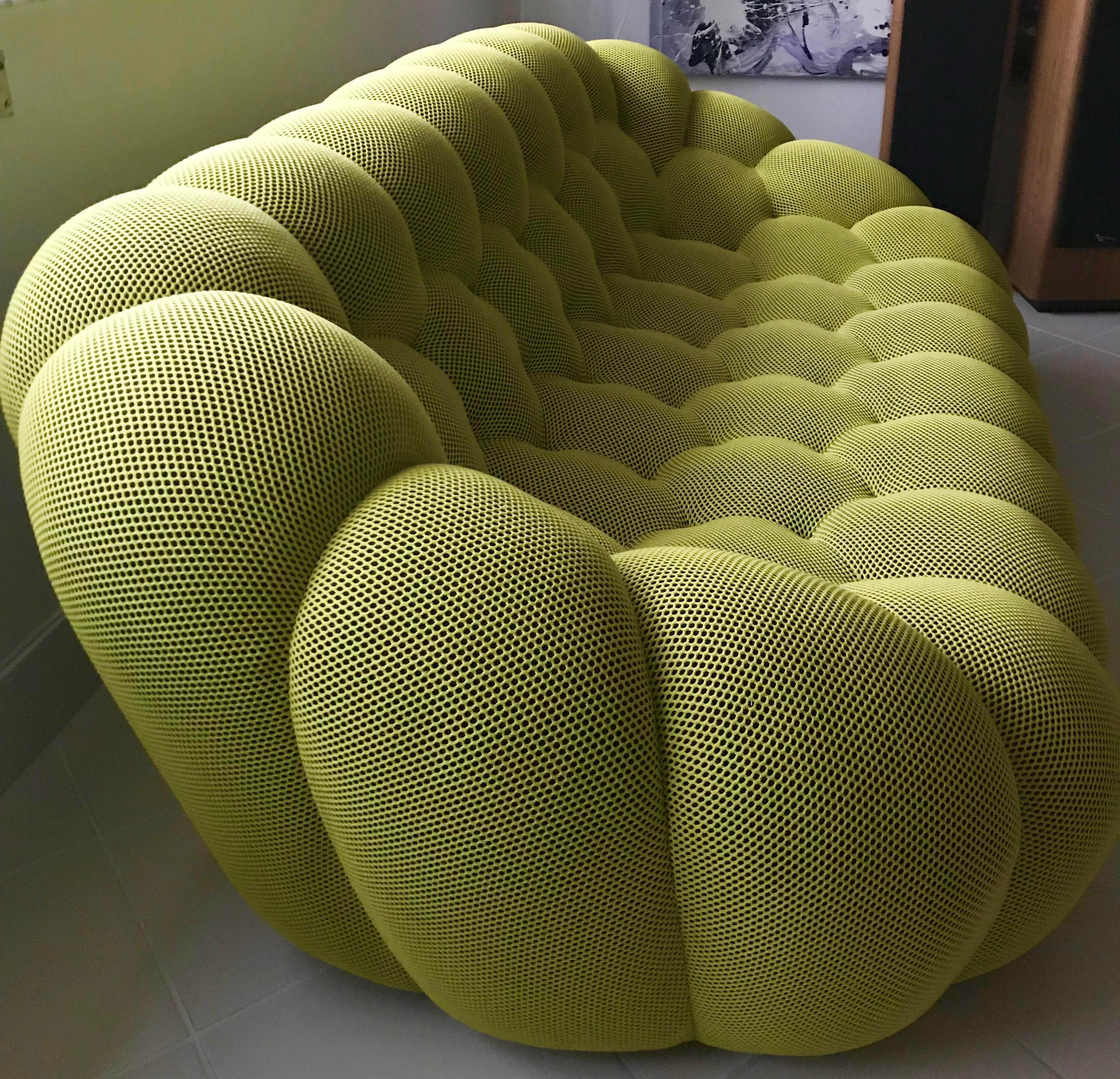 Bubble Sofa By Sacha Lakic For Roche Bobois   Image 3 Of 6
