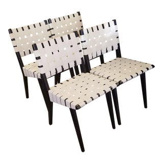 Knoll Jens Risom Dining Chairs - Set of 4 For Sale