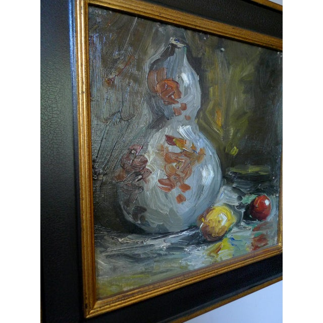Still Life Painting by Merton Clivette - Image 3 of 5