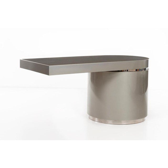 "Modern J. Wade Beam ""Ponte"" Desk For Sale - Image 3 of 9"