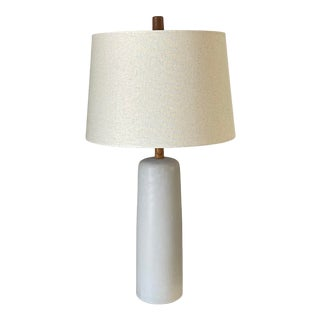 Minimalist Ceramic Table Lamp by Jane and Gordon Martz For Sale