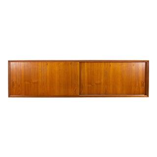 Danish Modern Floating Cabinet by Arne Vodder for Sibast For Sale
