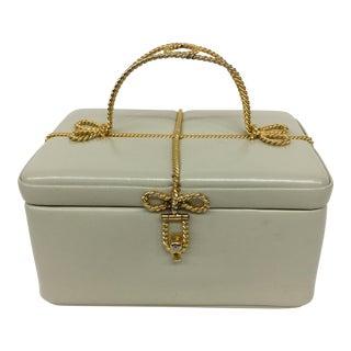 Vintage Age Murrray Kruger Leather Box Bag