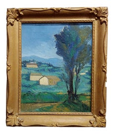 Image of Sky Blue Paintings