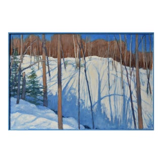 "Stephen Remick ""Sunny Ridgeline"" Contemporary Painting For Sale"