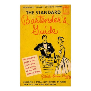 The Standard Bartender's Guide For Sale