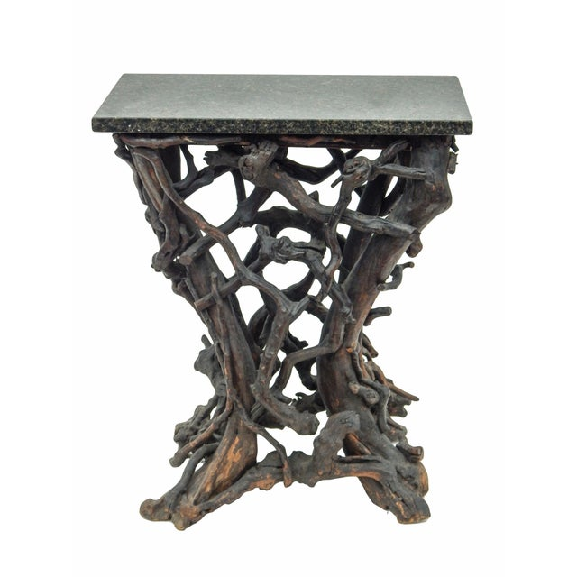 Rare Twig Console For Sale - Image 13 of 13