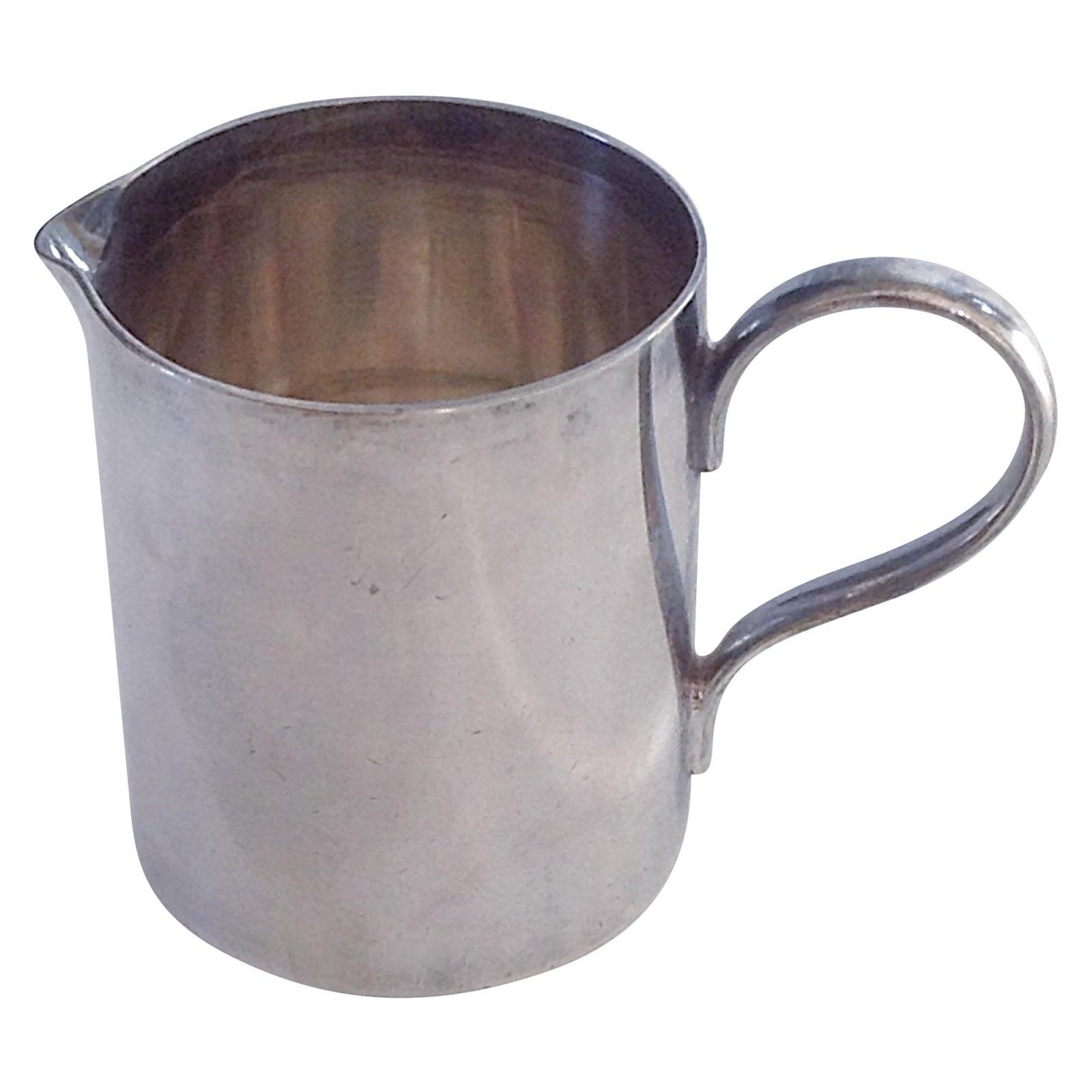 Small English Silver Pitcher Chairish