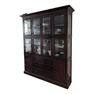 Thomasville Wanderlust China Cabinet For Sale