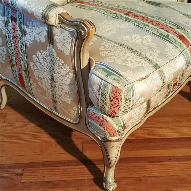 19th Century French Prov. Club Chairs - a Pair - Image 7 of 11