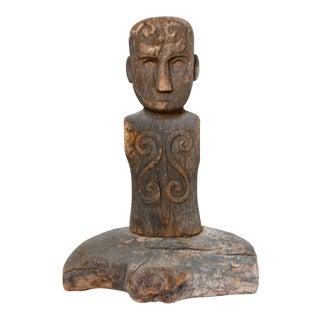 Ceremonial Ancestor Post Tau Tau Toraja For Sale