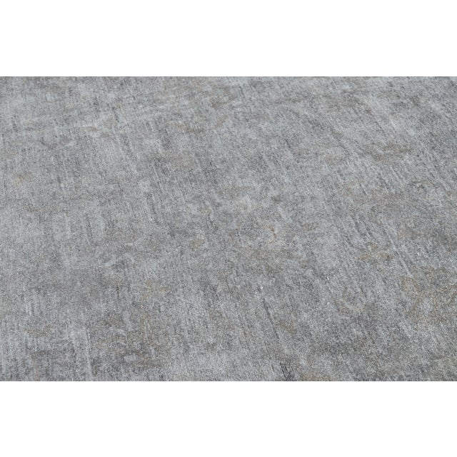 21st Century Modern Overdyed Rug For Sale - Image 12 of 13