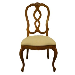 Thomasville Furniture French Court Collection Dining Chair For Sale
