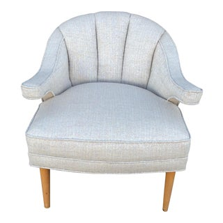 Mid-Century Arm Chair For Sale