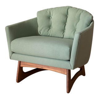 Mid Century Adrian Pearsall Tub Chair For Sale