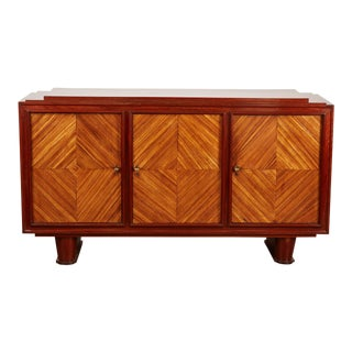 20th Century French Colonial Rosewood Sideboard