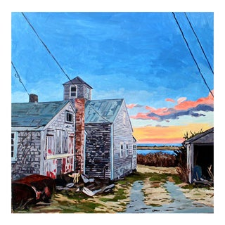 Nantucket Series #1 Original Painting For Sale
