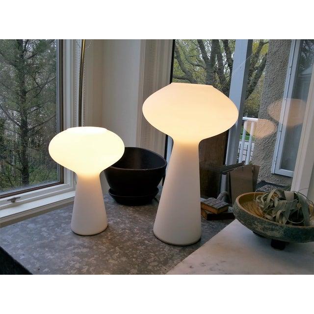 MidCentury Mod Mushroom Lamps, Lisa Johansson-Pape - Image 10 of 11