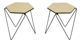 Image of Mid-Century Modern Accent Tables