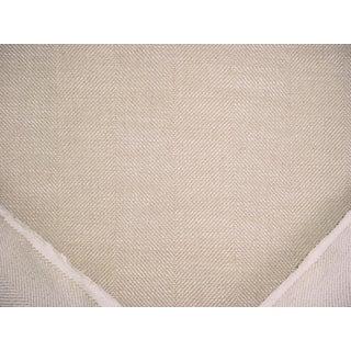 4-5/8y Ralph Lauren Lcf65952f Barnswallow Herringbone Twine Upholstery Fabric For Sale
