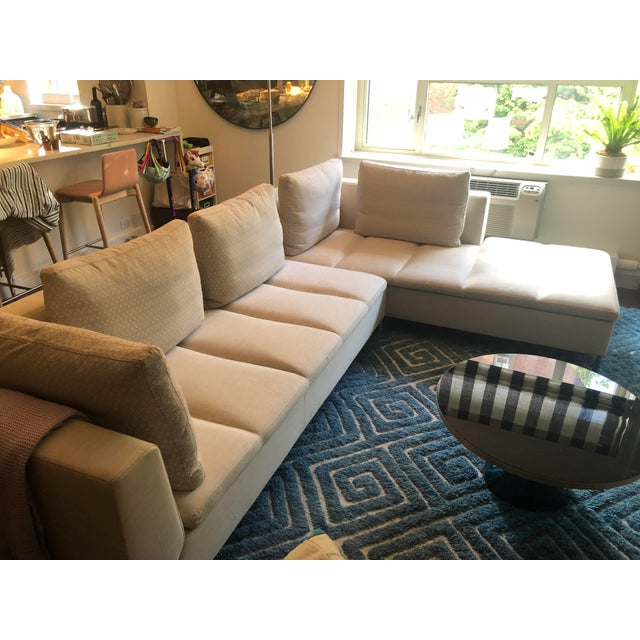 Contemporary Ligne Roset Feng Sectional For Sale - Image 3 of 13