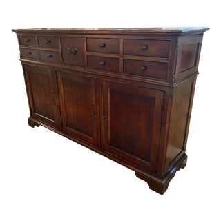 Early 21st Century Stanley Maple Sideboard For Sale