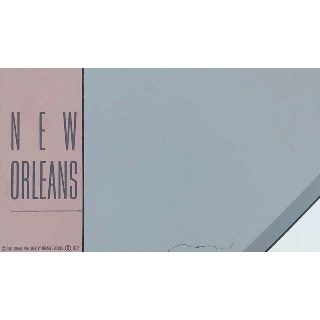 Patrick Nagel generated a series of 15 different commemorative silkscreens that were produced over a four year period,...