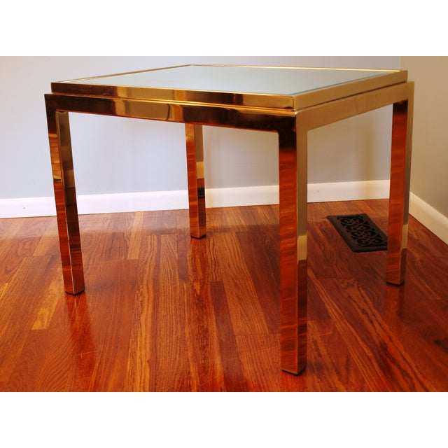 Willy Rizzo Style Occasional Table - Image 4 of 5